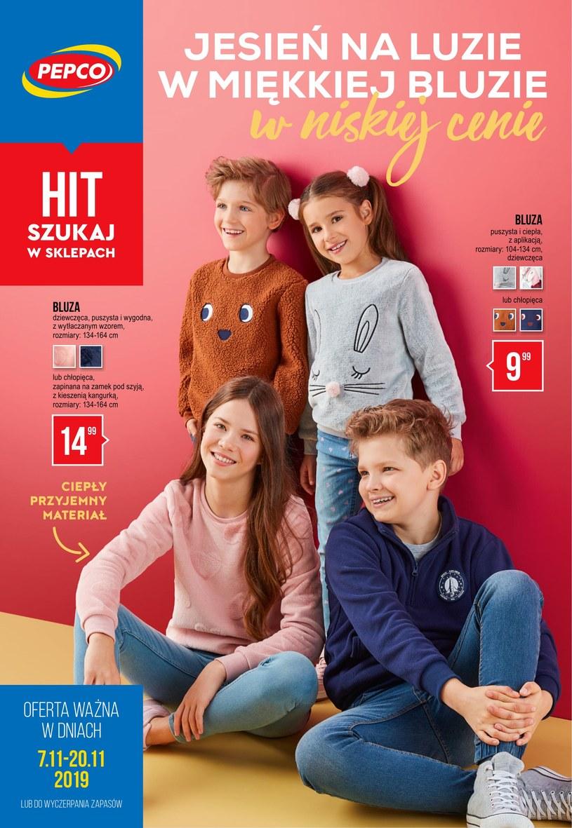 Gazetka promocyjna Pepco - ważna od 07. 11. 2019 do 20. 11. 2019