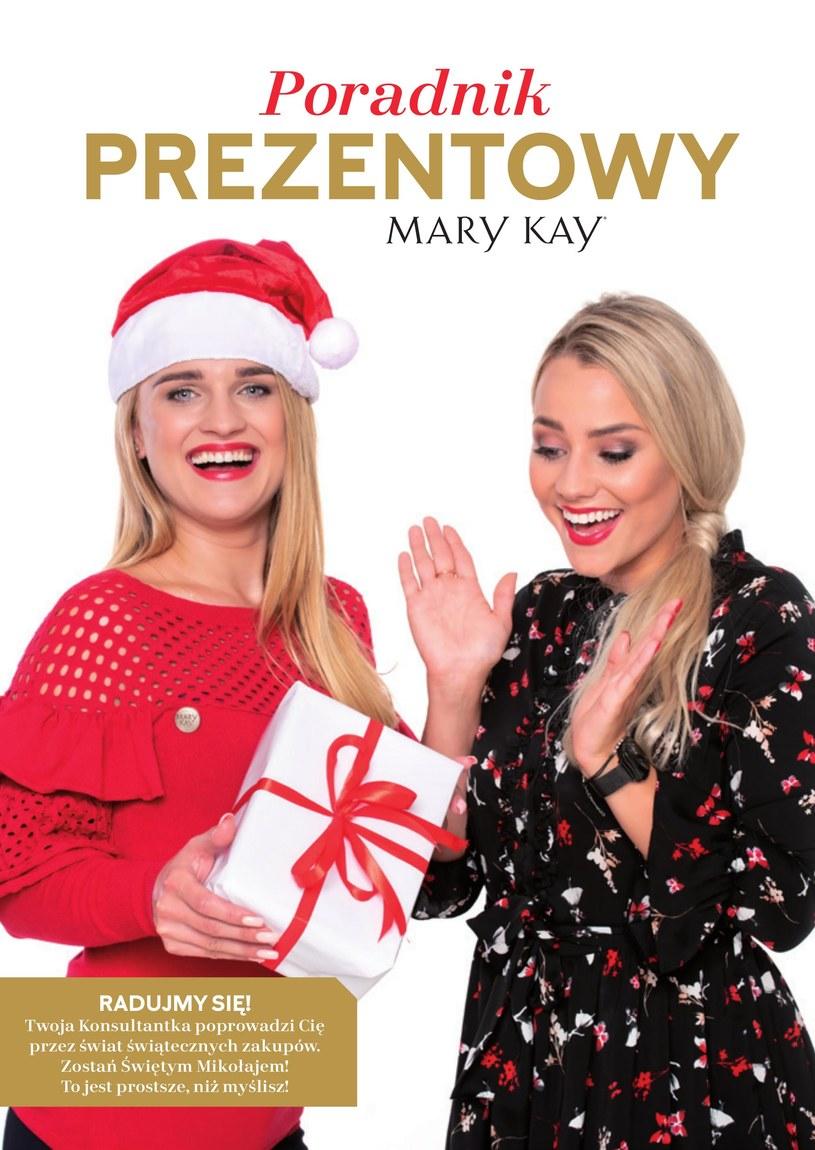 Gazetka promocyjna Mary Kay - wygasła 35 dni temu