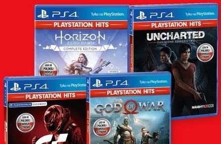 Gry PS4 niska cena
