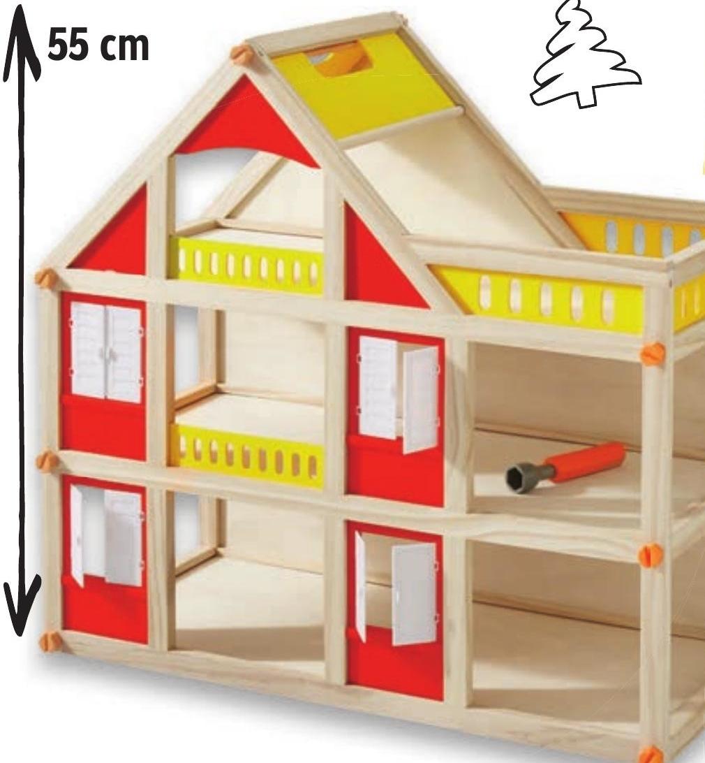 Domek dla lalek Kidland niska cena