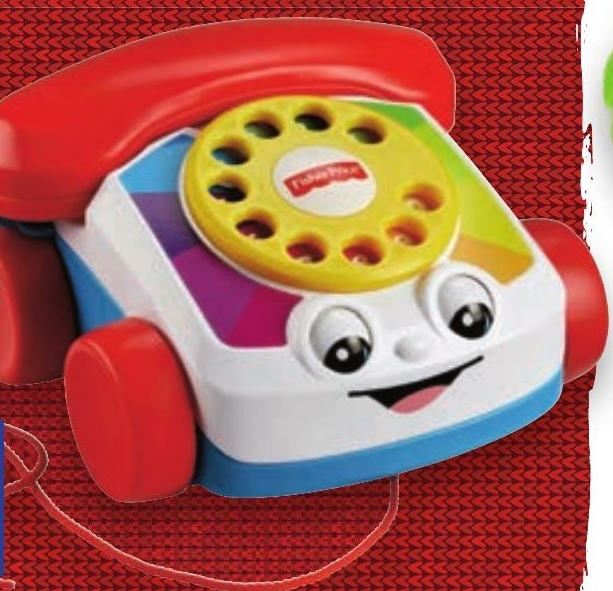 Telefon Fisher Price niska cena