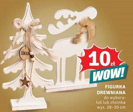 Figurka drewniana  niska cena