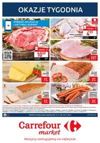 Gazetka promocyjna Carrefour Market - Okazje tygodnia - ważna do 18-11-2019
