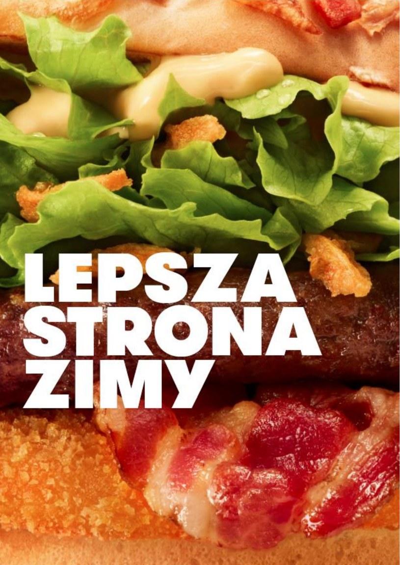 Gazetka promocyjna McDonald's - ważna od 21. 11. 2019 do 12. 12. 2019