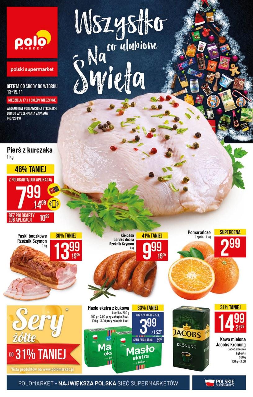 Gazetka promocyjna POLOmarket - ważna od 13. 11. 2019 do 19. 11. 2019