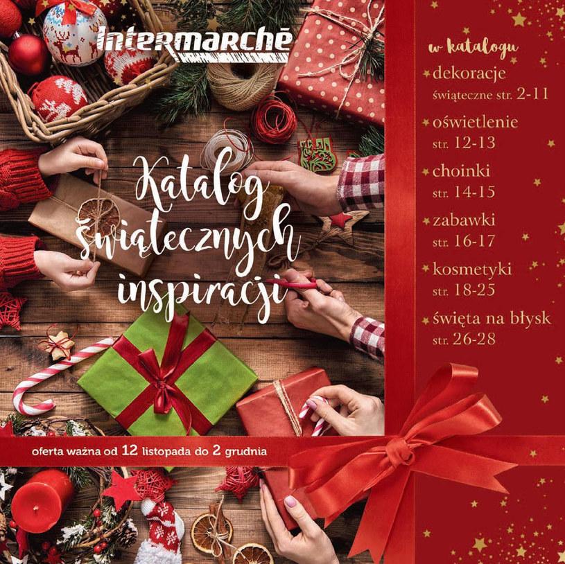 Gazetka promocyjna Intermarche Super - ważna od 12. 11. 2019 do 02. 12. 2019