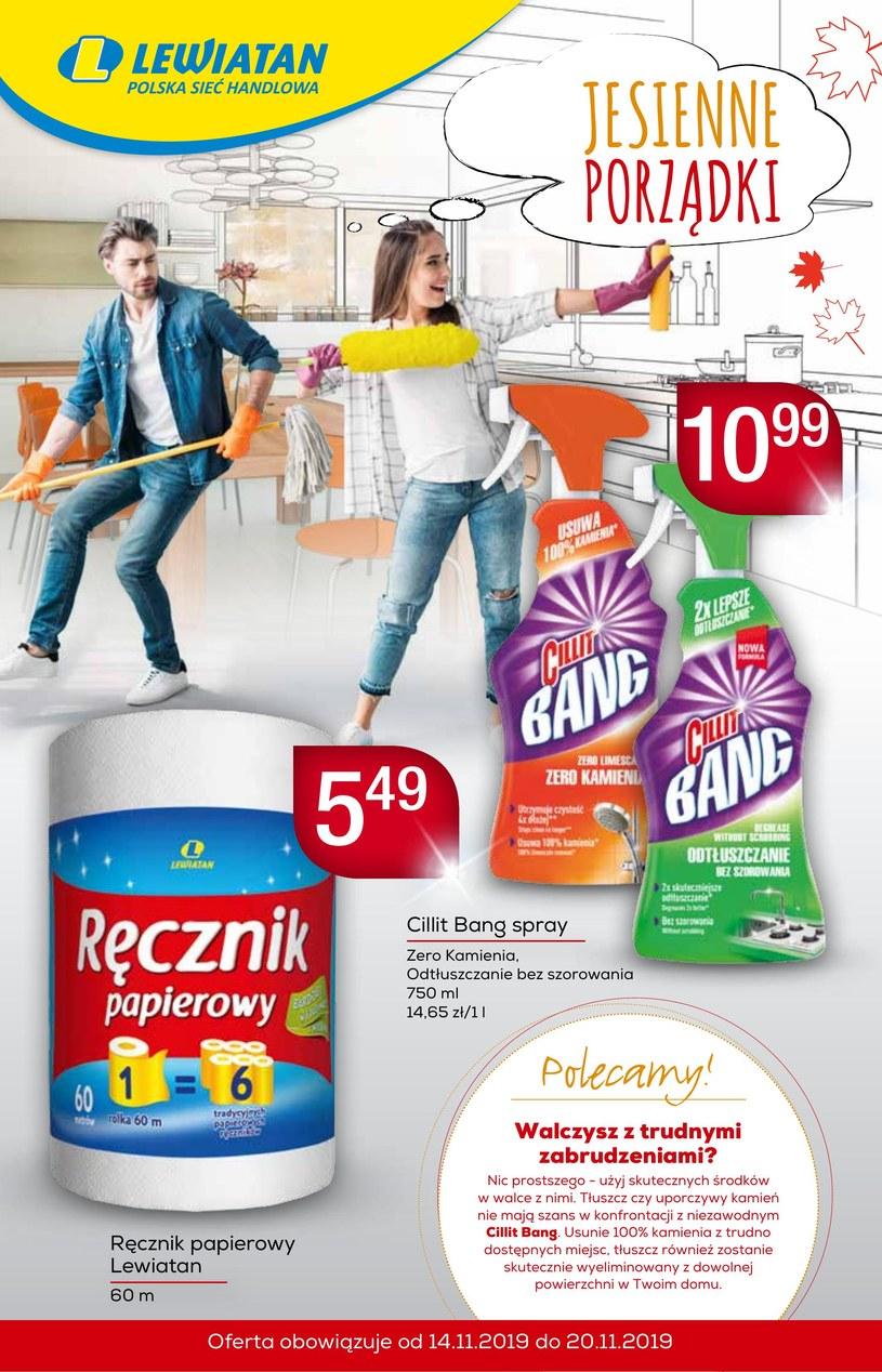 Gazetka promocyjna Lewiatan - ważna od 14. 11. 2019 do 20. 11. 2019