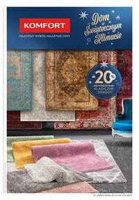 Gazetka promocyjna Komfort - Dom w świątecznym klimacie - ważna do 22-12-2019