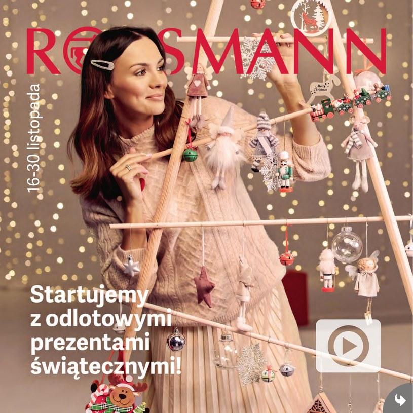Gazetka promocyjna Rossmann - ważna od 16. 11. 2019 do 30. 11. 2019
