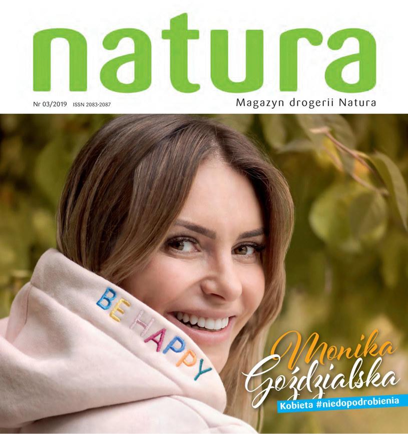Gazetka promocyjna Drogerie Natura - ważna od 18. 11. 2019 do 30. 11. 2019