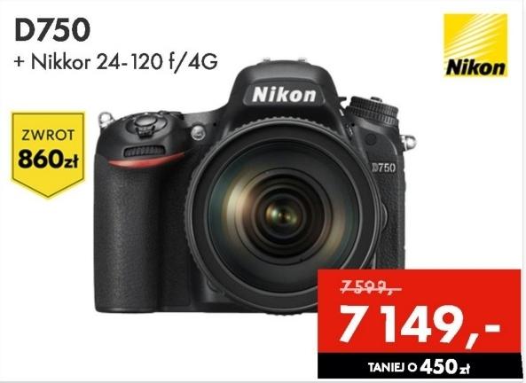 Aparat Nikon niska cena