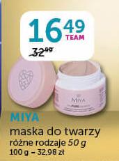 Maska do twarzy Miya niska cena