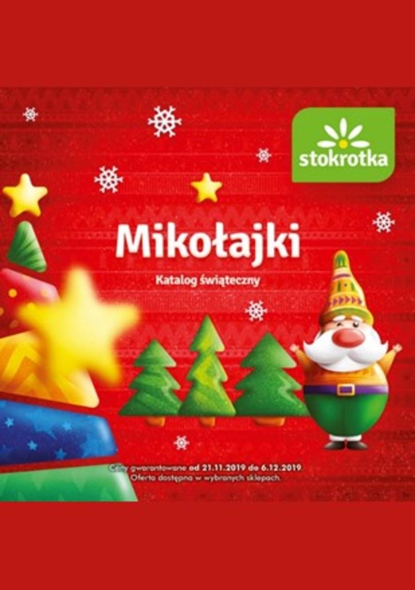 Gazetka promocyjna Stokrotka Supermarket - ważna od 21. 11. 2019 do 06. 12. 2019