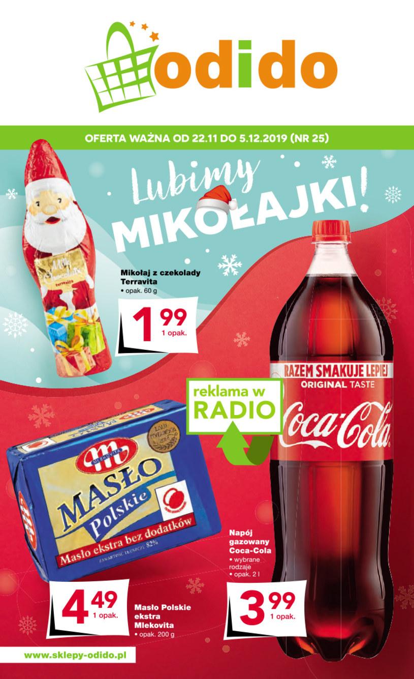 Gazetka promocyjna Odido - ważna od 22. 11. 2019 do 05. 12. 2019