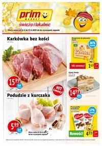 Gazetka promocyjna Prim Market - Gazetka promocyjna  - ważna do 27-11-2019
