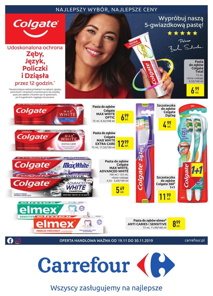 Gazetka promocyjna Carrefour - ważna od 19. 11. 2019 do 30. 11. 2019
