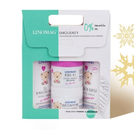 Zestaw kosmetyczny Linomag