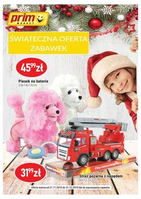 Świąteczna oferta zabawek