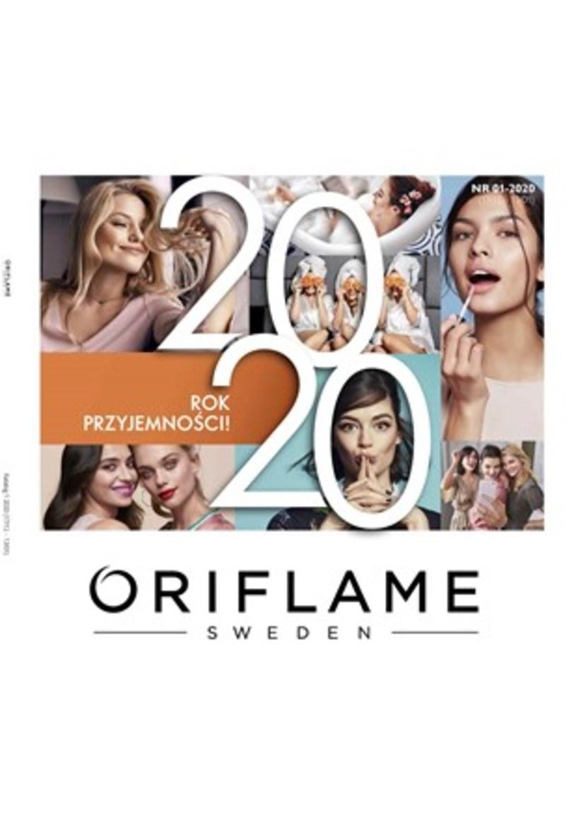 Gazetka promocyjna Oriflame - ważna od 17. 12. 2019 do 13. 01. 2020