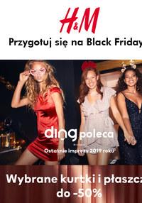 Gazetka promocyjna H&M - Przygotuj się na Black Friday - ważna do 30-11-2019
