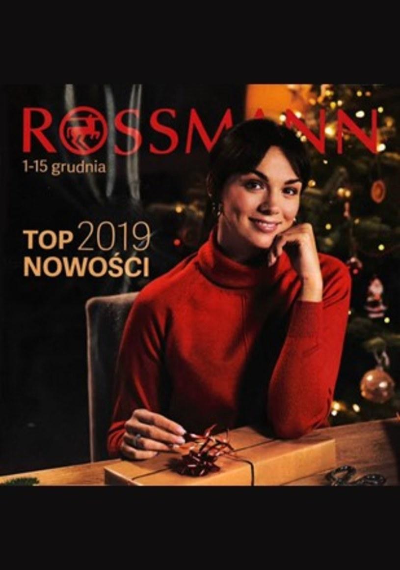 Gazetka promocyjna Rossmann - ważna od 01. 12. 2019 do 15. 12. 2019