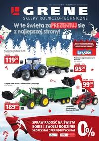 Gazetka promocyjna Grene - Super prezenty na święta - ważna do 24-12-2019
