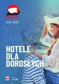 Gazetka promocyjna Itaka - Hotele dla dorosłych - ważna do 20-09-2020