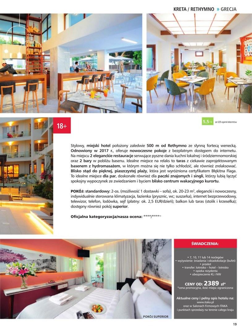 Gazetka: Hotele dla dorosłych - strona 21