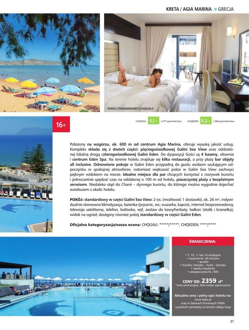Gazetka: Hotele dla dorosłych - strona 23