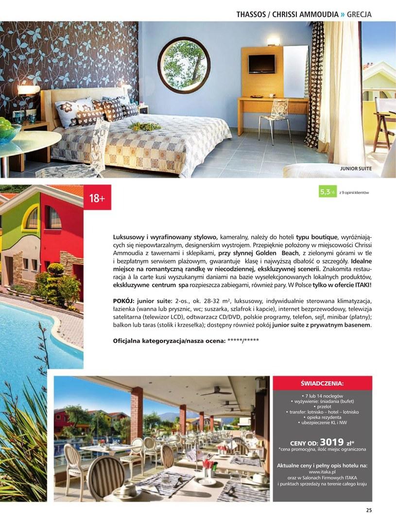 Gazetka: Hotele dla dorosłych - strona 27