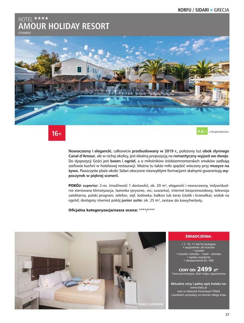 Gazetka: Hotele dla dorosłych - strona 29