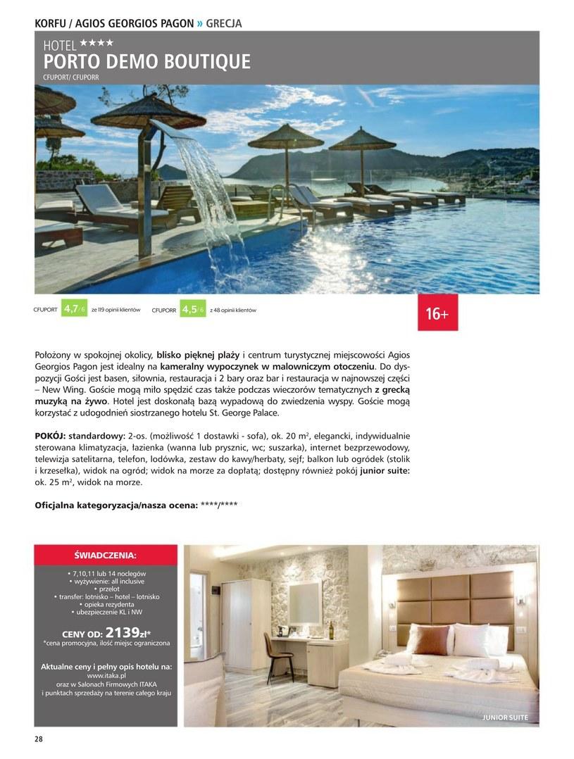 Gazetka: Hotele dla dorosłych - strona 30