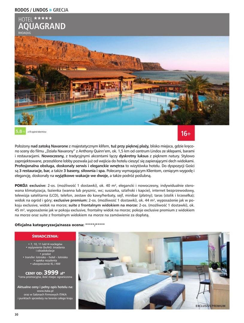 Gazetka: Hotele dla dorosłych - strona 32