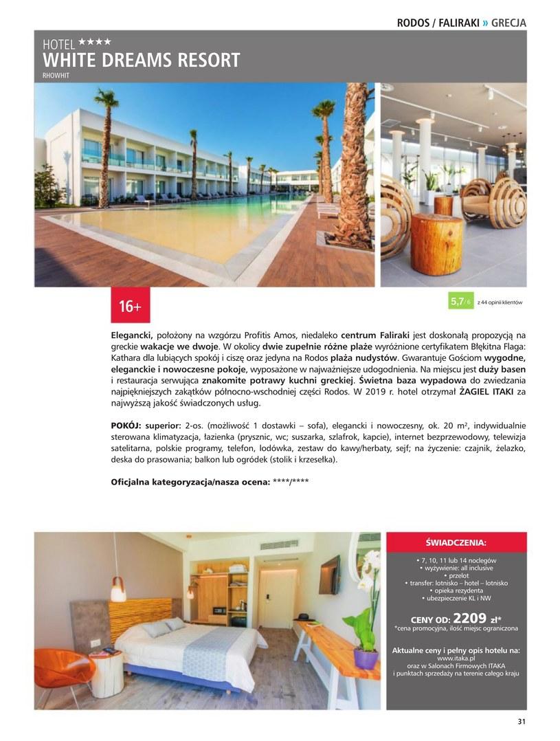 Gazetka: Hotele dla dorosłych - strona 33