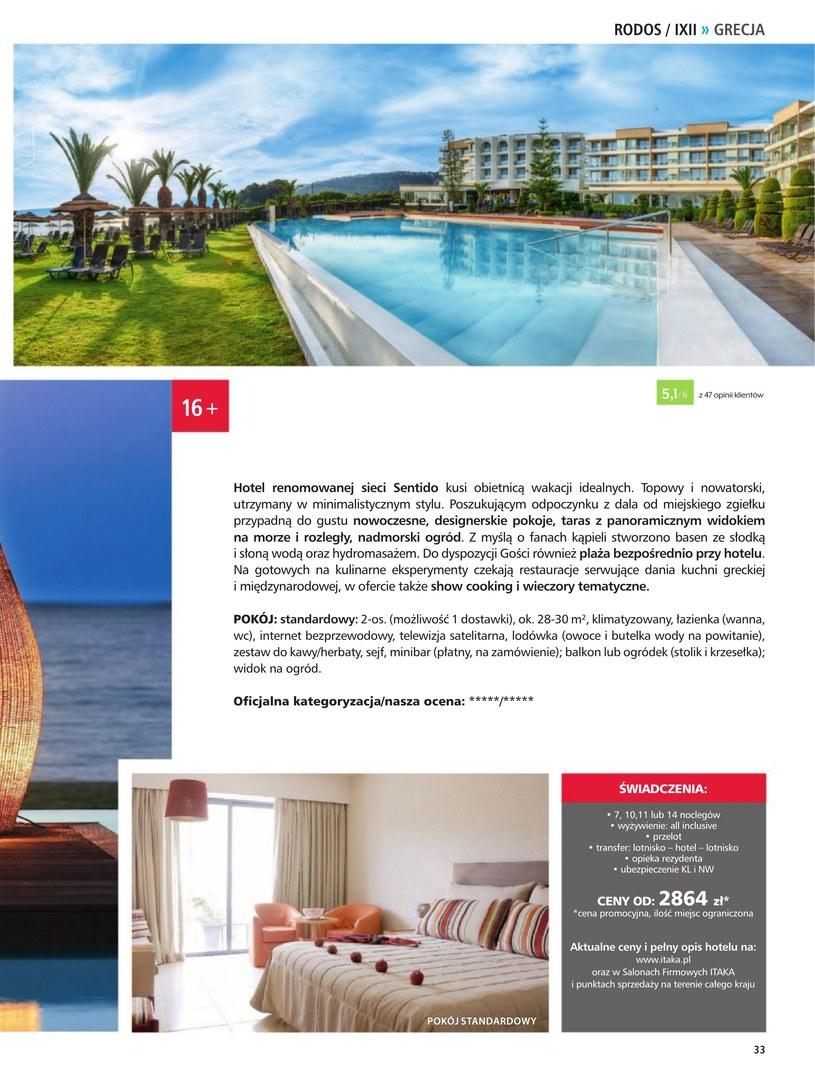 Gazetka: Hotele dla dorosłych - strona 35