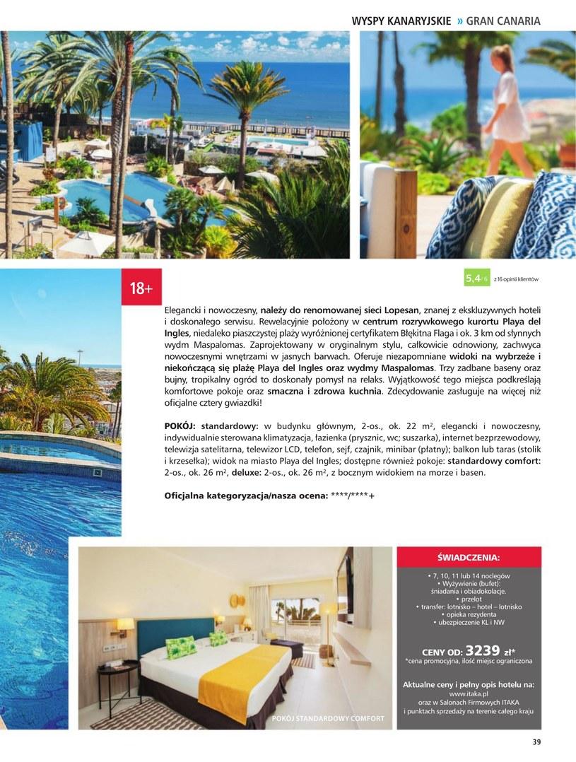 Gazetka: Hotele dla dorosłych - strona 41