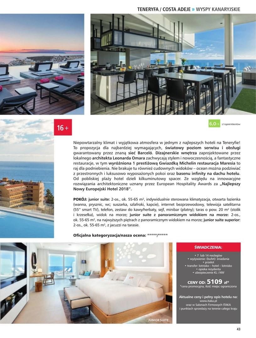 Gazetka: Hotele dla dorosłych - strona 45