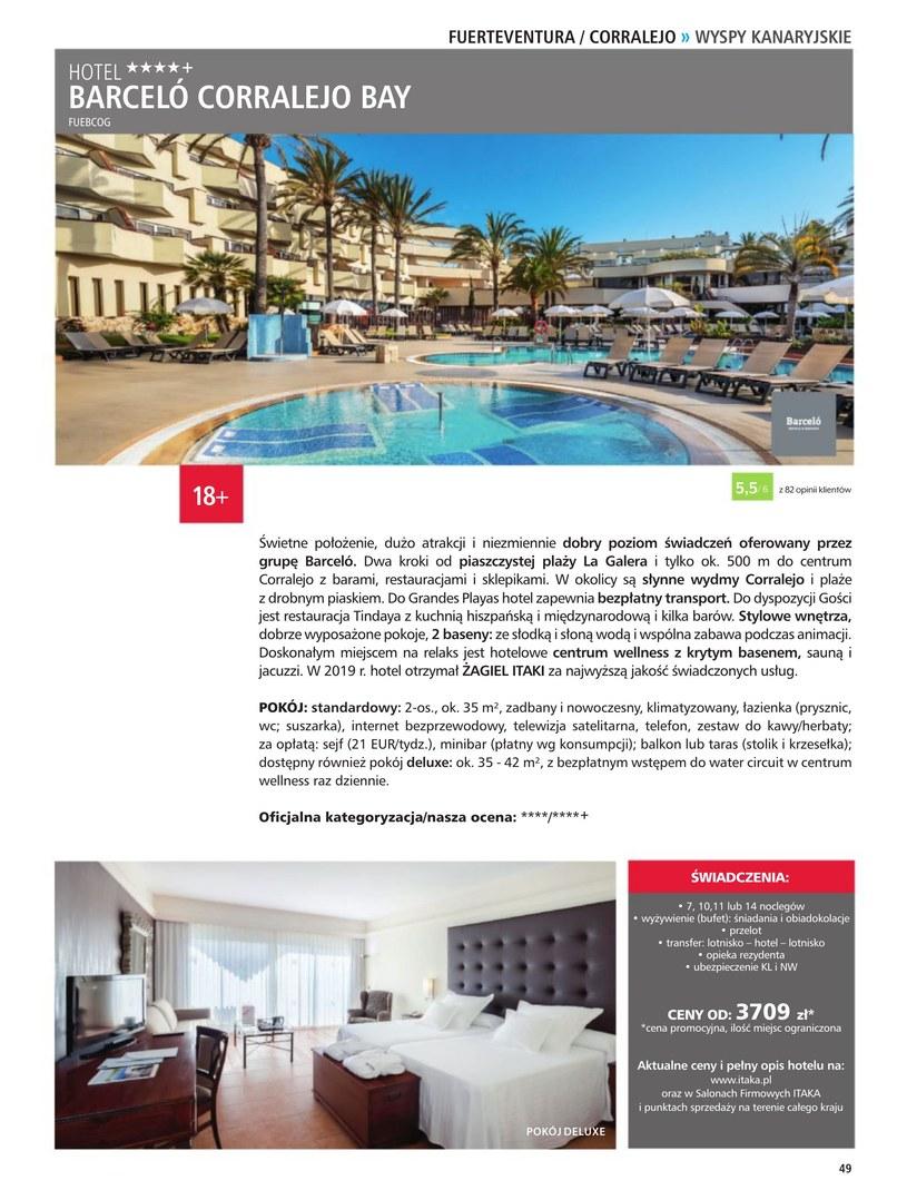 Gazetka: Hotele dla dorosłych - strona 51
