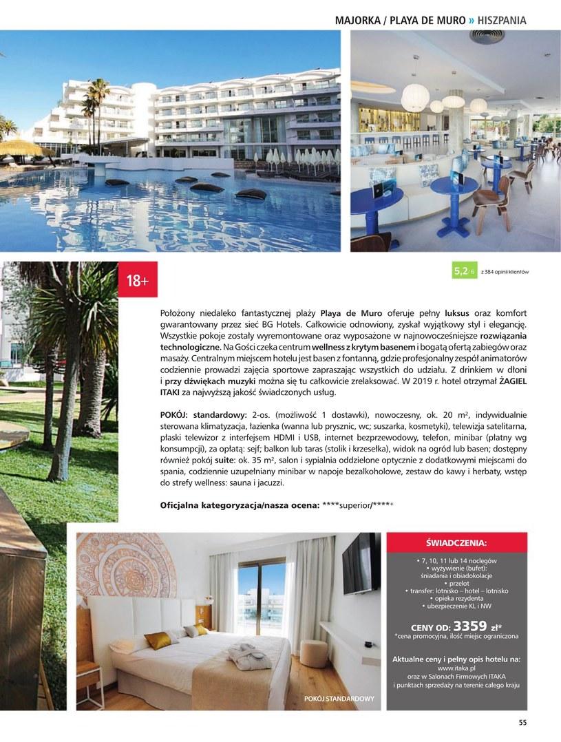 Gazetka: Hotele dla dorosłych - strona 57