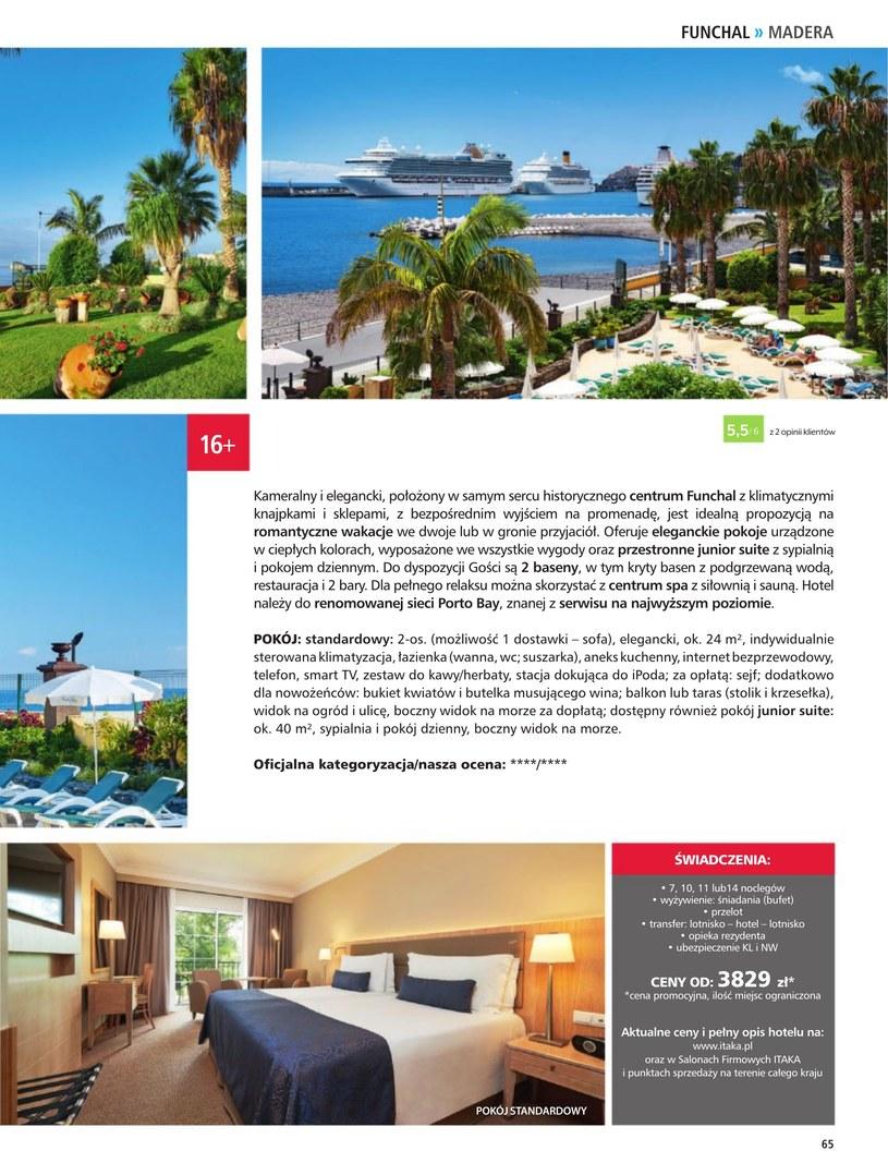 Gazetka: Hotele dla dorosłych - strona 67