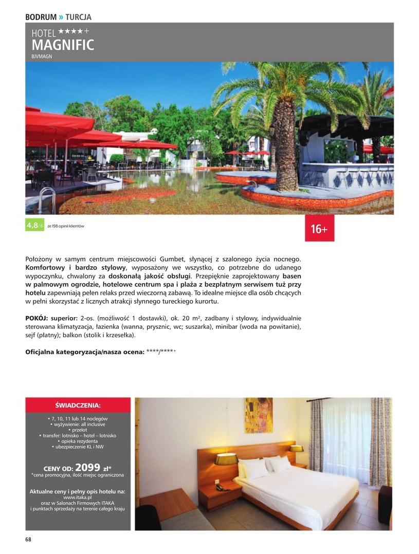 Gazetka: Hotele dla dorosłych - strona 70