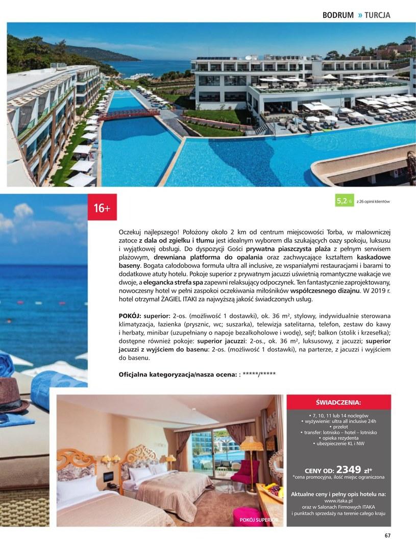 Gazetka: Hotele dla dorosłych - strona 69