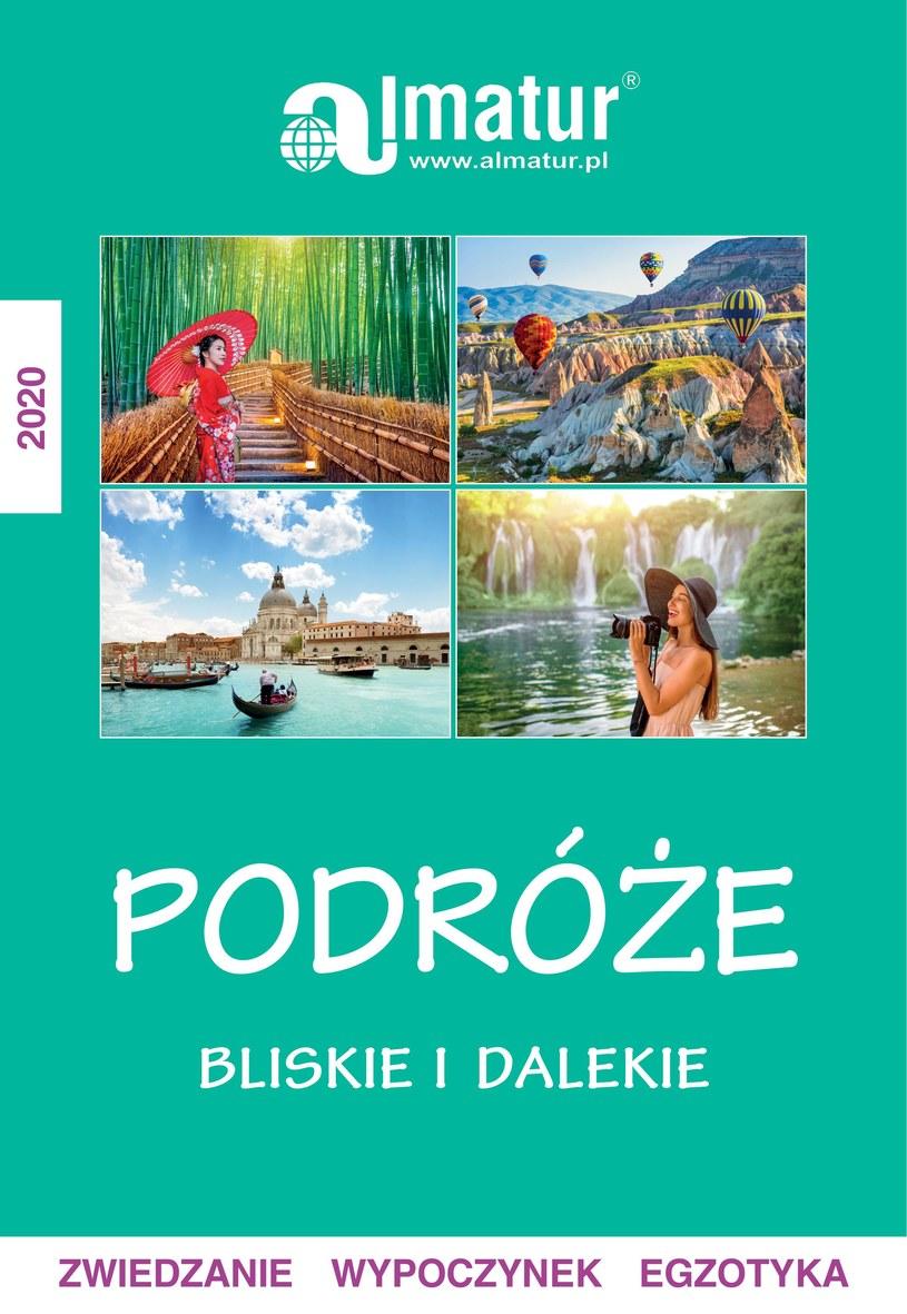 Gazetka promocyjna Almatur - ważna od 01. 06. 2020 do 20. 09. 2020