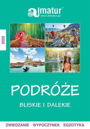Gazetka promocyjna Almatur - Podróże 2020