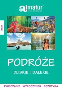 Gazetka promocyjna Almatur - Podróże 2020 - ważna do 20-09-2020