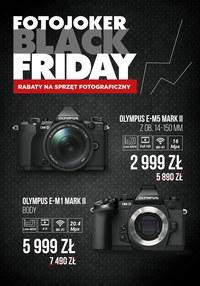 Gazetka promocyjna Fotojoker - Rabaty na sprzęt fotograficzny! - ważna do 01-12-2019