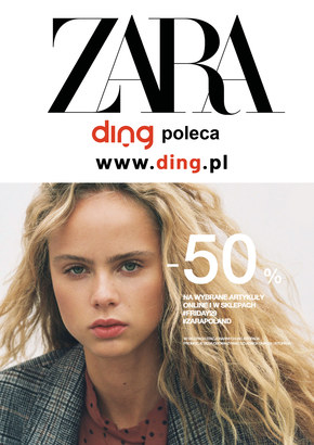 Ding poleca: Zara BlackFriday