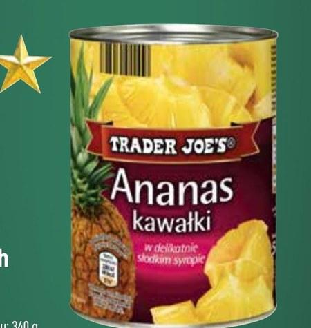 Ananas Trader Joe's