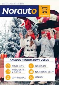 Gazetka promocyjna Norauto - Katalog produktów i usług - ważna do 31-12-2019