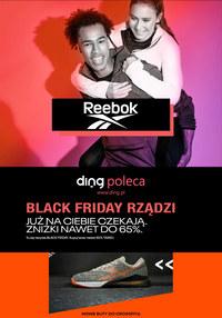 Gazetka promocyjna Reebok - Black Friday Rządzi!  - ważna do 01-12-2019